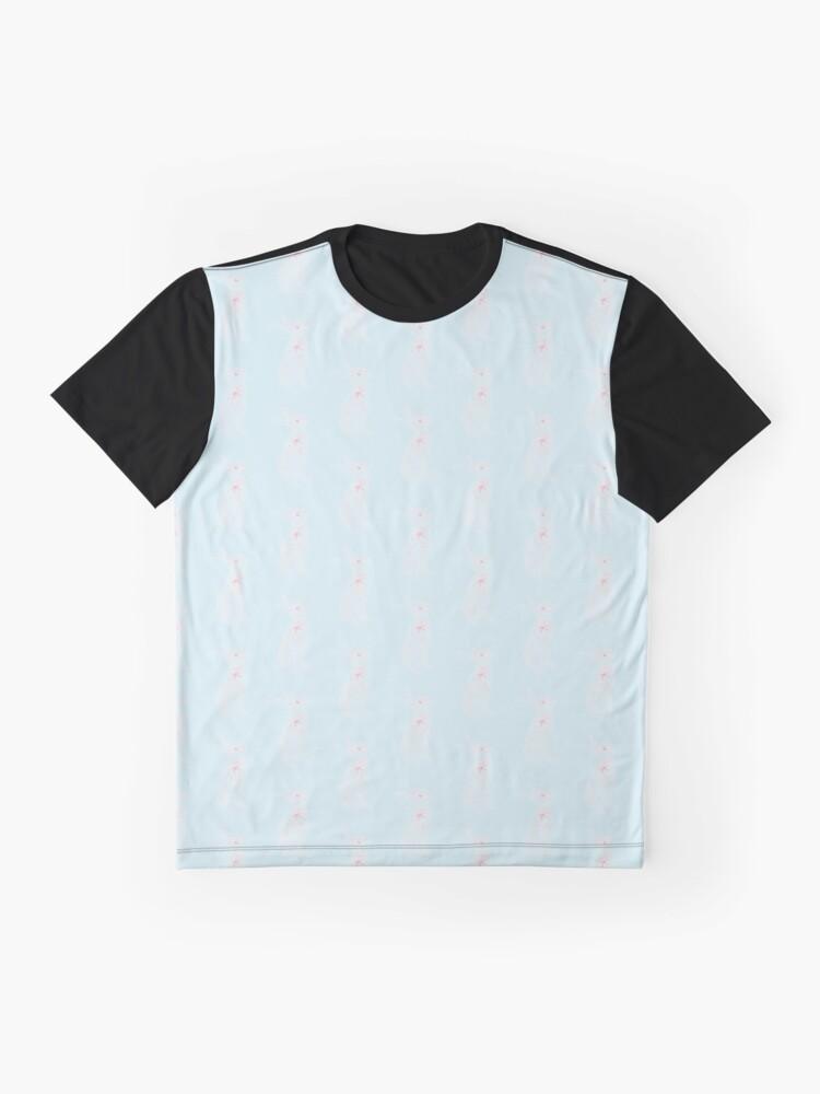 Alternative Ansicht von Rabbit 07 Grafik T-Shirt
