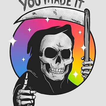 yay you made it! by Madkobra