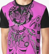 I WILL NVRSTP - Pink for all Graphic T-Shirt