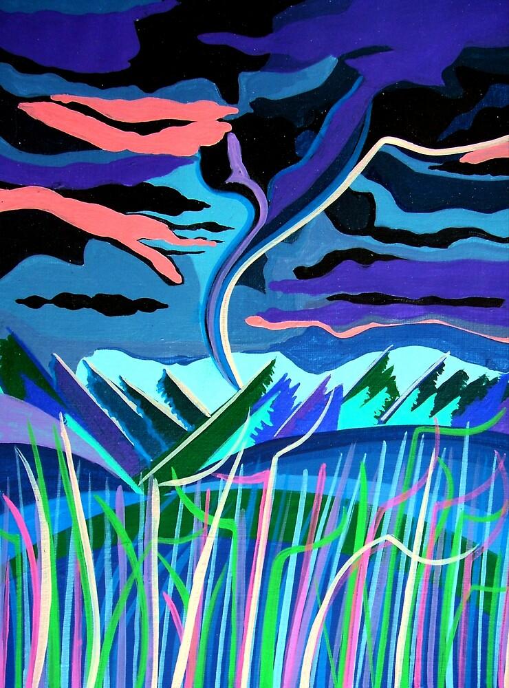 Twister by Jamie Winter-Schira