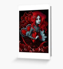 Lost Passion Greeting Card