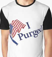 I Purged Graphic T-Shirt