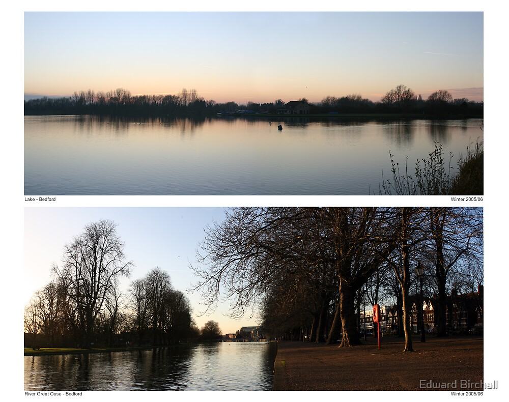 Bedford Panoramics by Edward Birchall