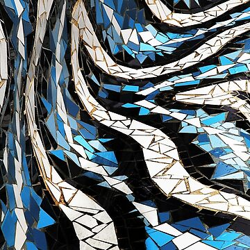 Spanish Mosaic by PatrickMHiggins