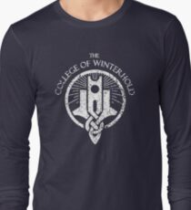 Skyrim - College of Winterhold Long Sleeve T-Shirt