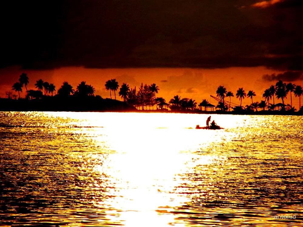 Fishing by antonio