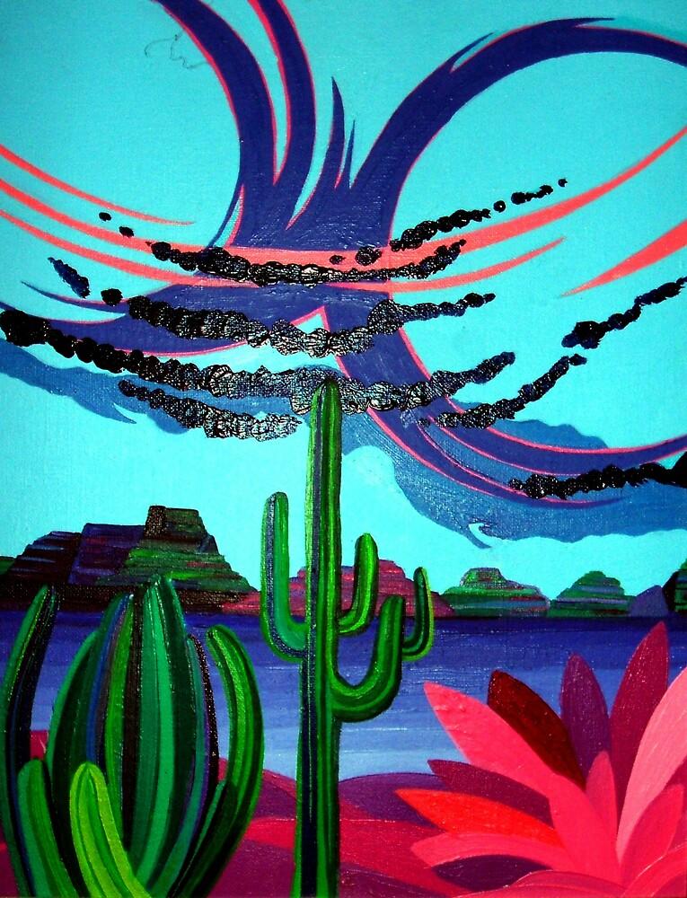 Brewing Storm by Jamie Winter-Schira