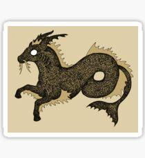 Hippocampus Sticker