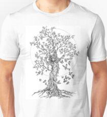Gaia Tree of Life Unisex T-Shirt