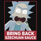 BRING BACK Szechuan Sauce by Théo Proupain