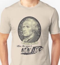 Man, the man is Non-Stop T-Shirt