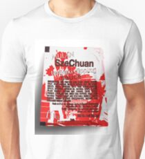 1988 Mcdonalds SzeChuan Mulan Promotion McNugget Sauce tshirt (Rick And Morty) Unisex T-Shirt