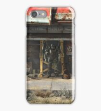 Fallout 4 - Suit Up iPhone Case/Skin