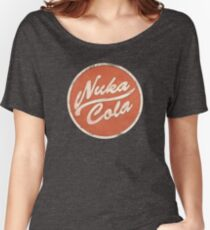 Fallout - Nuka Cola Patch Women's Relaxed Fit T-Shirt