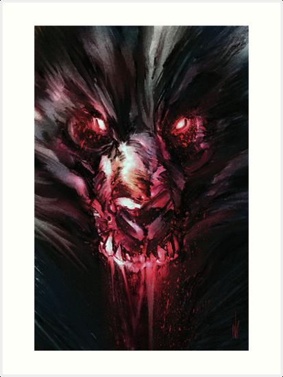 Werebear by Chris Wahl