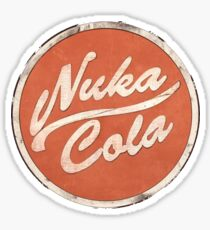 Fallout - Nuka Cola Patch Sticker