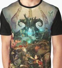 Pan´s labyrinth (h@ge art) Graphic T-Shirt