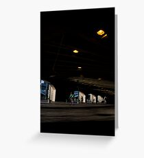 Melbourne, CBD 10 Greeting Card