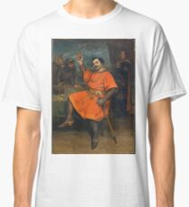Gustave Courbet - Louis Gueymard As Robert Le Diable Classic T-Shirt