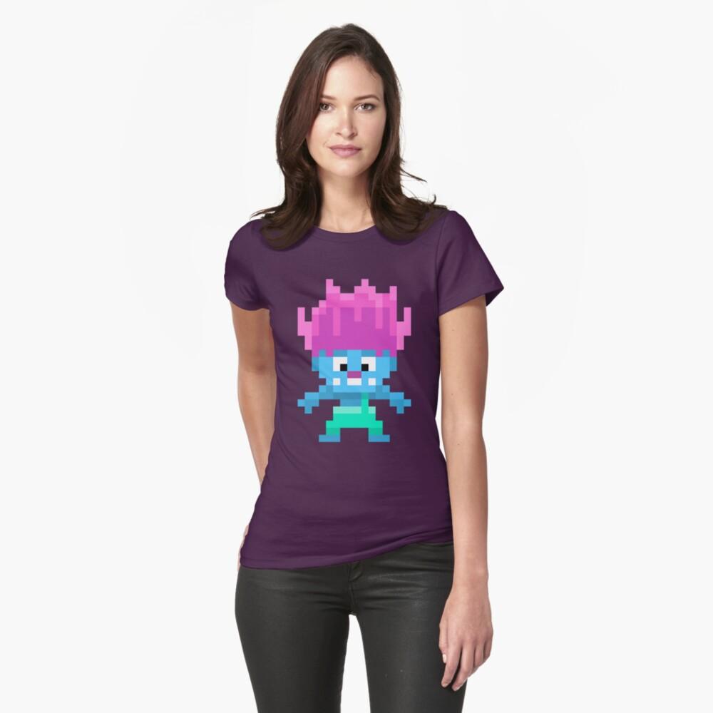 Troll Jumping | Kids Gamer T-shirt Womens T-Shirt Front