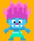 Troll Jumping | Kids Gamer T-shirt by FunnyAddicting