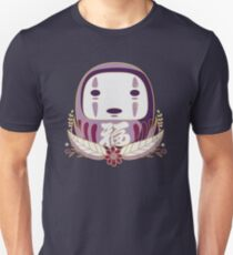 Faceless Daruma Unisex T-Shirt