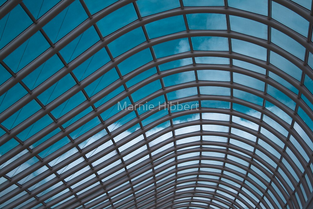 Wave roof by Marnie Hibbert