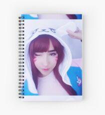 Annyeong! Spiral Notebook