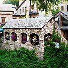 Stone Buildings by Rae Tucker