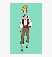 Guybrush Photographic Print