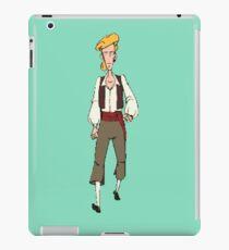 Guybrush iPad Case/Skin