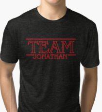Team Jonathan Tri-blend T-Shirt