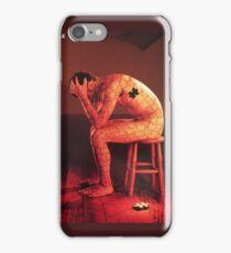 BIFFY CLYRO LOGO PUZZLE iPhone Case/Skin