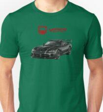 DODGE VIPER SRT-10 ACR Unisex T-Shirt