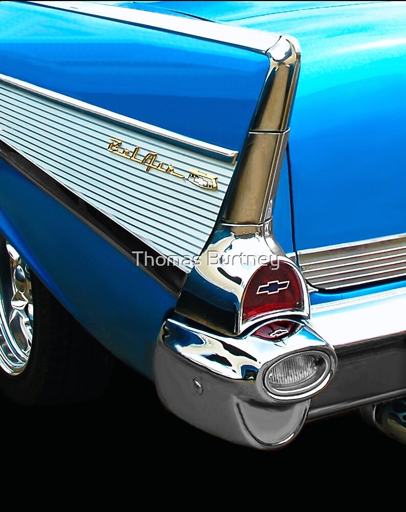 1957 Chevy BelAir by Thomas Burtney