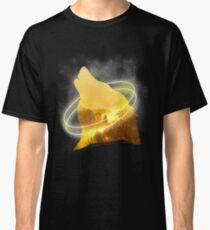 Sunset Wolf Classic T-Shirt