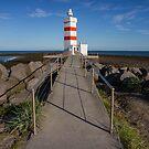 Gardur Lighthouse by Dominika Aniola