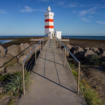 Gardur Lighthouse by domcia