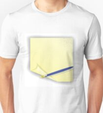 Fountain writing pen Unisex T-Shirt