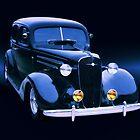 1935 Chevrolet Master Sedan by Thomas Burtney