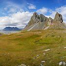 Iceland Panorama by Dominika Aniola