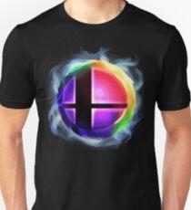 Camiseta unisex Smash Ball
