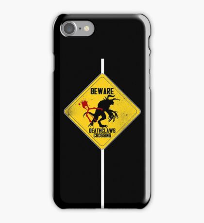 Deathclaws iPhone Case/Skin