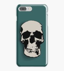 Skull - Sherlock iPhone 7 Plus Case