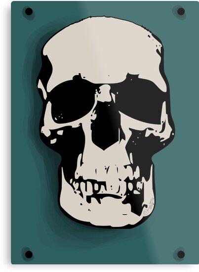 Skull - Sherlock by KanaHyde