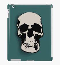Skull - Sherlock iPad Case/Skin