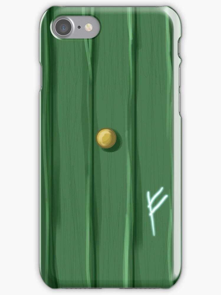 Bilbo's door by KanaHyde