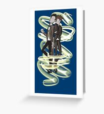 Doctor Who - Regeneration Greeting Card
