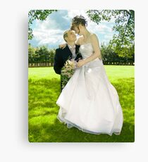 Emma & Laurie Canvas Print