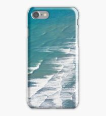 New Zealand coastline iPhone Case/Skin